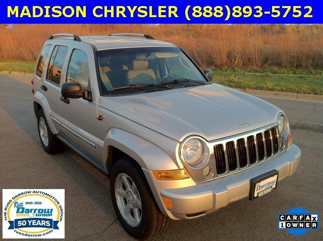 2007 jeep liberty limited owners manual