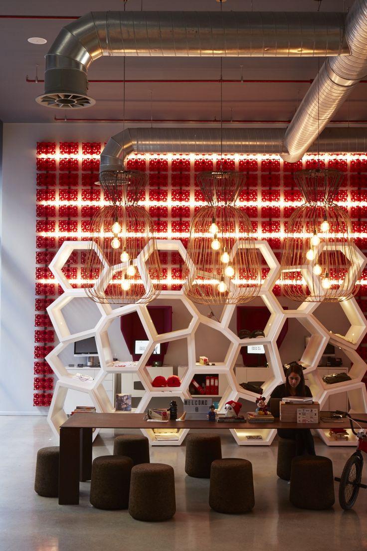Radisson Red Cape Town Hi-All. Interior design by Source Interior Brand Architecture.