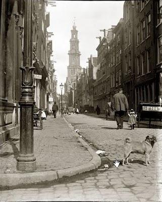 Bloemstraat Amsterdam, Jacob Olie