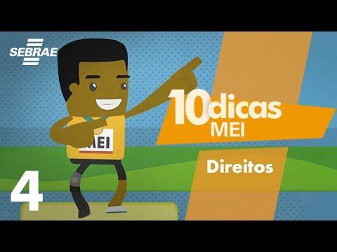 4 - Direitos do MEI // 10 DICAS para o Microempreendedor Individual (MEI)