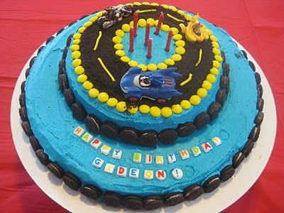Best Images About Birthday Ideas On Pinterest Godzilla Cake - All star birthday cake