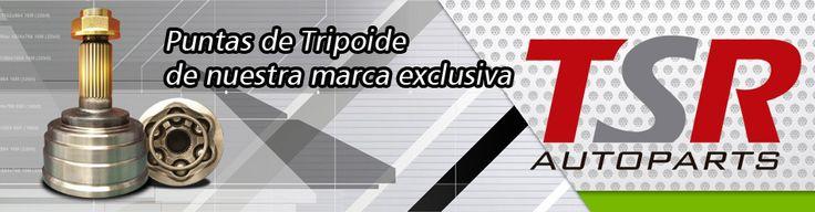 Puntas de Tripoide
