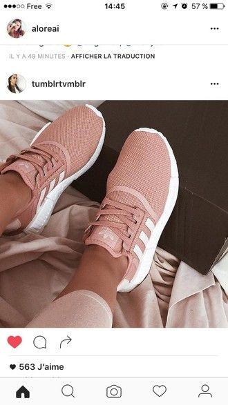 shoes pink adidas shoes adidas girly