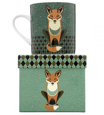 Кружка Wild Life (разные дизайны) / Fox
