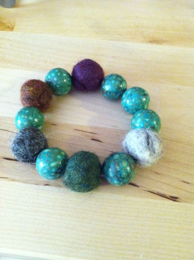 how to make knitted bracelets