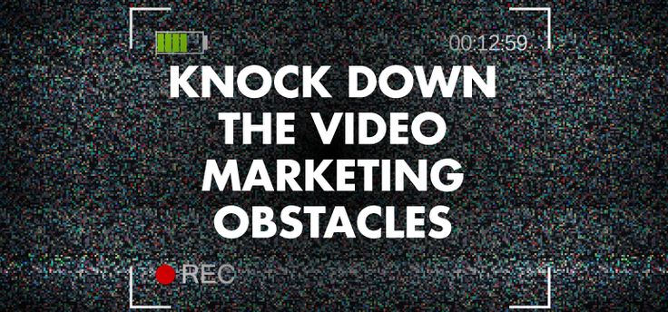 Obstacles Of Video Marketing And How To Solve Them #Blog #Design #InfographicDesign #DataVisualization #InfographicVideo