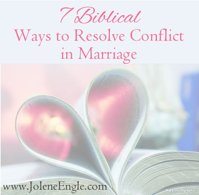 3 ways to resolve conflict in a relationship