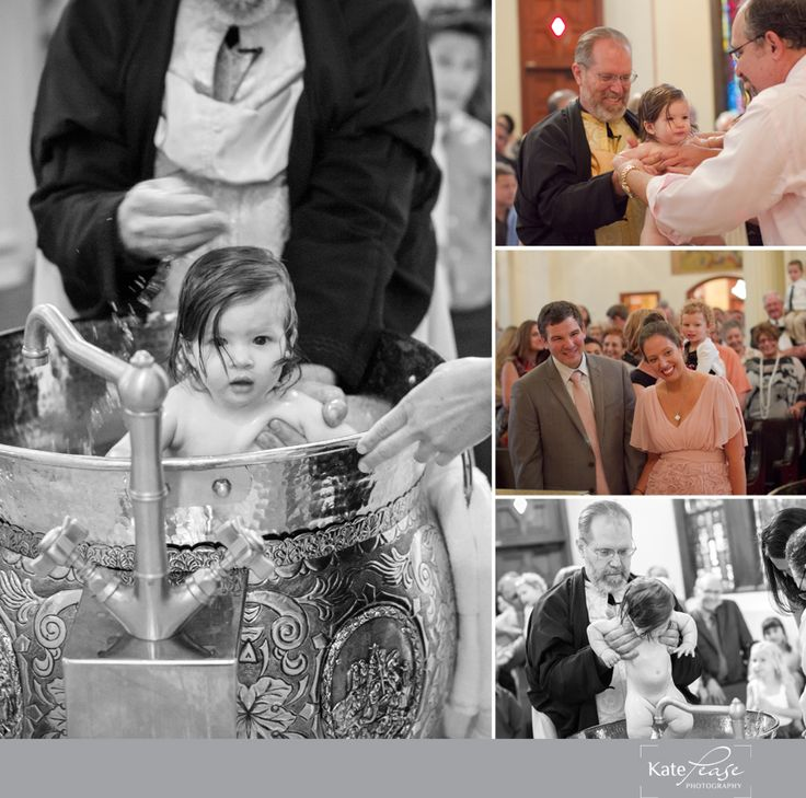 Baby Baptism Photography