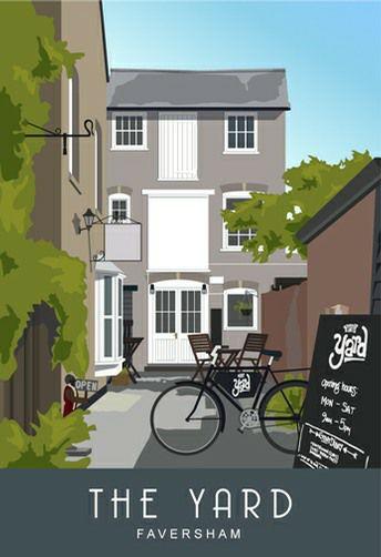 The Yard restaurant, Faversham