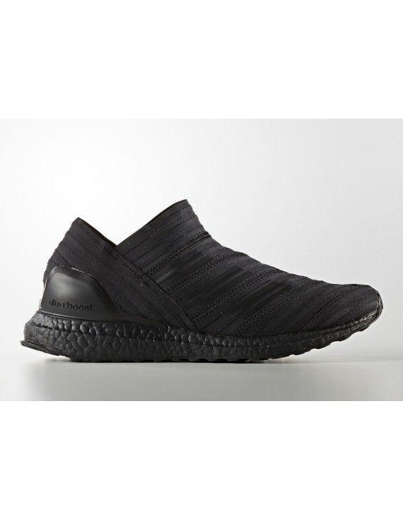 the best attitude 0ff89 2d3a0 Scarpa Adidas Nemeziz Tango 17+ Ultra Boost Nere Nere In Linea
