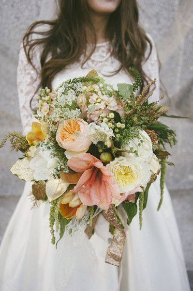 Queen Anne's Lace, Wedding Flowers Photos by Branches Event Floral - Image 9 of 18 - WeddingWire