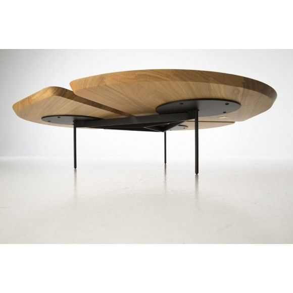 Table Trefle Xxl At Once Airborne Atelier 159 Table Basse Salon Table Basse Meuble Bois