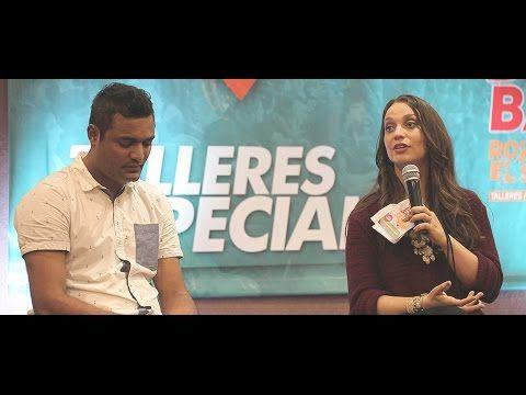 Marcos Brunet y Christine D'Clario- El espíritu profético de la adoración (Prédica 2015) - YouTube