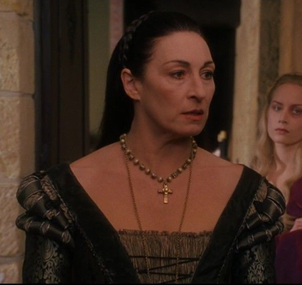 Anjelica Huston - Baroness Rodmilla de Ghent - Marguerite de Ghent - Megan Dodds - Ever After