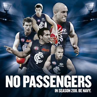 Carlton Football Club | Spike Creative