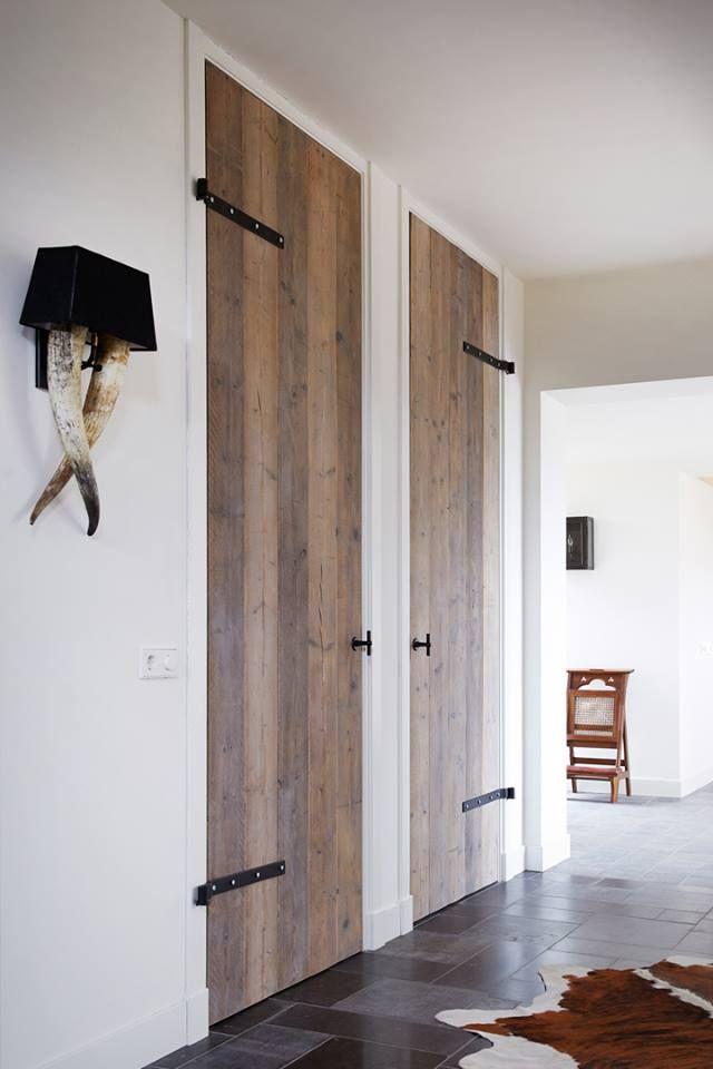 Deuren van oud hout via RestyleXL