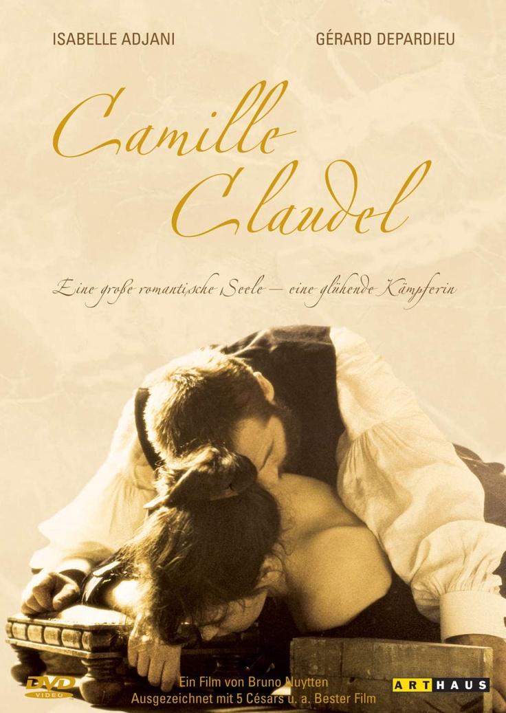 Camille Claudel.: Film, Claudel 1988, Movie Posters, Camille Claudel, Movie M, Foreign Movie, Favourit Movie, Camil Claudel, Favourite Movies