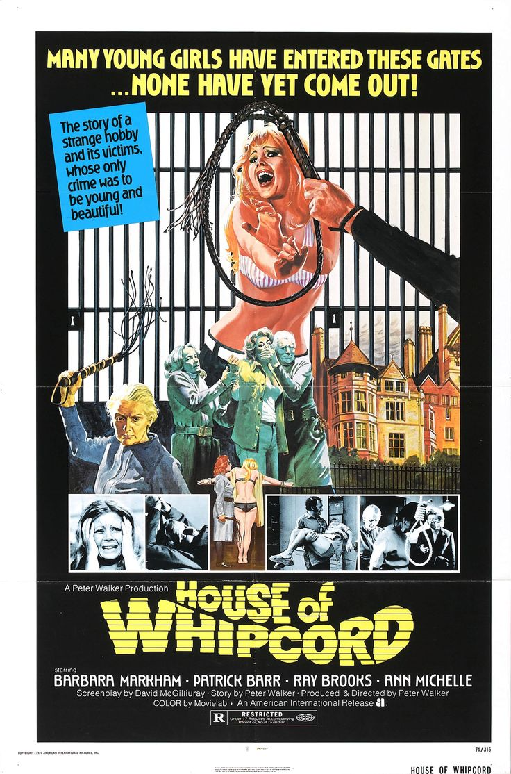 """""""House Of Whipcord"""" (1974)  Director: Pete Walker"""