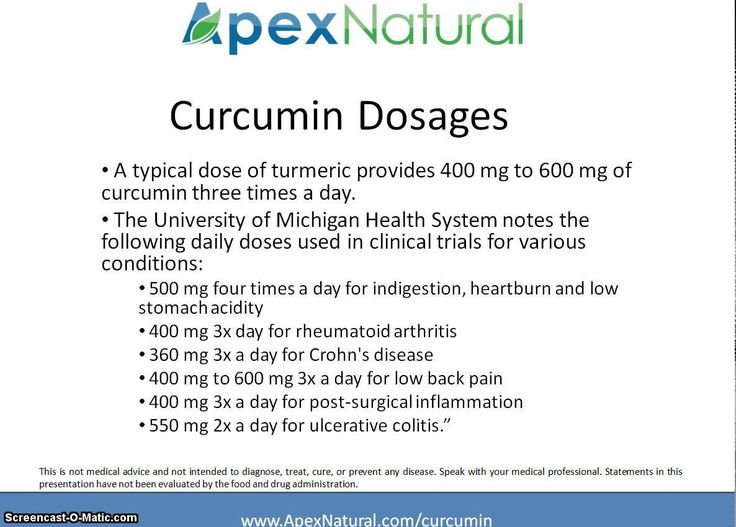 Curcumin Dosage - Video Lesson on Turmeric Curcumin Dosages - ✅WATCH VIDEO👉 http://alternativecancer.solutions/curcumin-dosage-video-lesson-on-turmeric-curcumin-dosages/     Curcumin Dosage Video presentation – To obtain a quality curcumin supplement, click here: The understanding of turmeric versus curcumin is important for curcumin doses: – The most studied curcuminoid is curcumin, which constitutes approximately 2-5% of turmeric (the other...