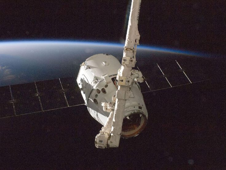 spacex dragon docking - photo #31