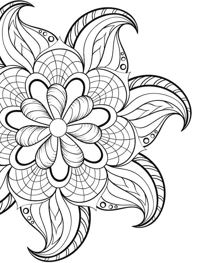 1001 Coole Mandalas Zum Ausdrucken Und Ausmalen Mandalas Zum Ausdrucken Mandala Malvorlagen Geburtstag Malvorlagen
