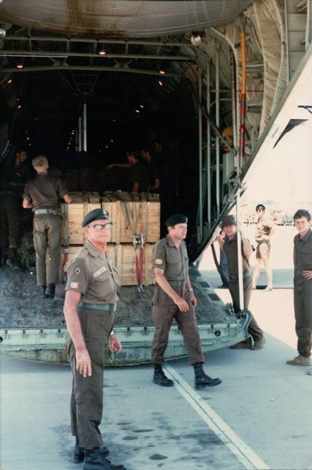 Echo Infantry 1983