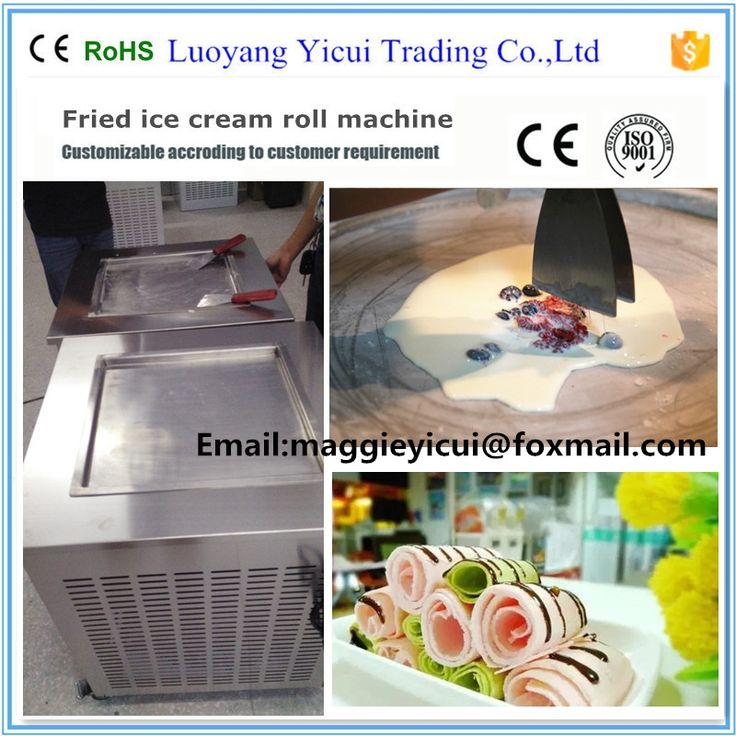 (780.00$)  Buy here - http://aine4.worlditems.win/all/product.php?id=32795363715 - 2016 single flat pan good price fried ice cream machine