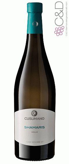 Folgen Sie diesem Link für mehr Details über den Wein: http://www.c-und-d.de/Sizilien/Shamaris-Grillo-2015-Cusumano_74442.html?utm_source=74442&utm_medium=Link&utm_campaign=Pinterest&actid=453&refid=43   #wine #whitewine #wein #weisswein #sizilien #italien #74442