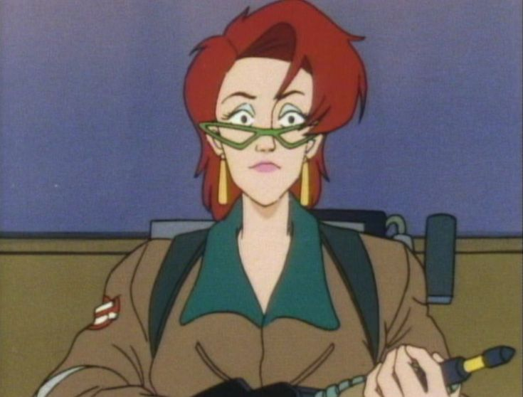 ghostbusters janine glasses - Google Search