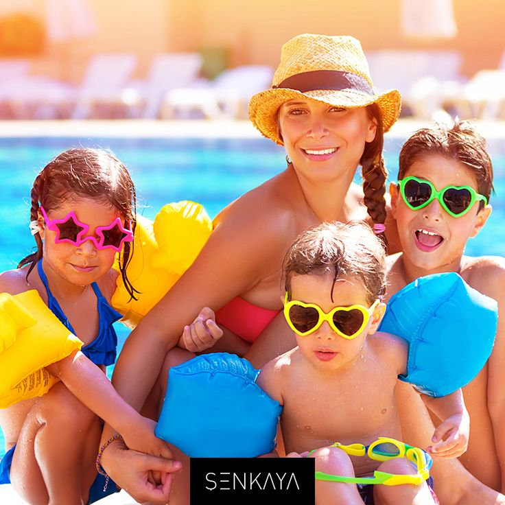 Sevdiklerinizle güneşin keyfini çıkarabileceğiniz alanlar Şenkaya projelerinde.