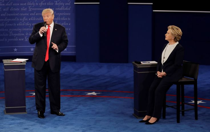 FactChecking the Second Presidential Debate. We found a mountain of false and misleading statements in the second meeting of the presidential nominees.