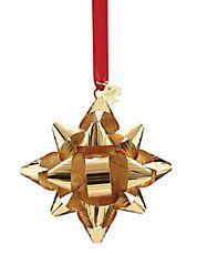 Décoration pour arbre de Noël Tinsel Topper