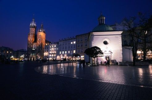 Poland is an attractive destination | Link to Poland