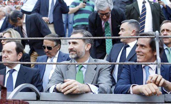 El Rey Don Felipe presidirá la Corrida de Beneficencia en Las Ventas