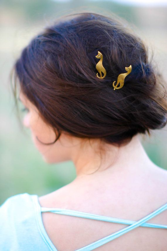 Hey, I found this really awesome Etsy listing at https://www.etsy.com/listing/202017241/mid-century-modern-style-cat-hair-pins