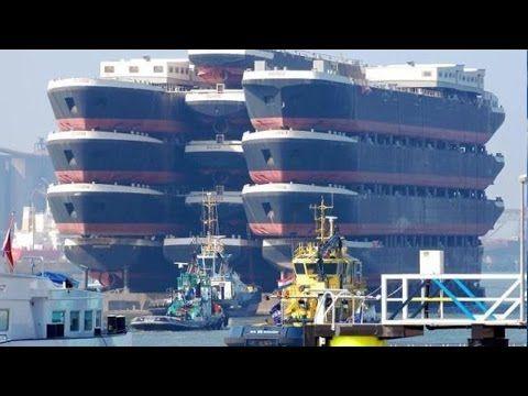Worlds Biggest Ship Of 2015 X20 Titanic Full