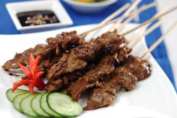 Sate, Indonesian food
