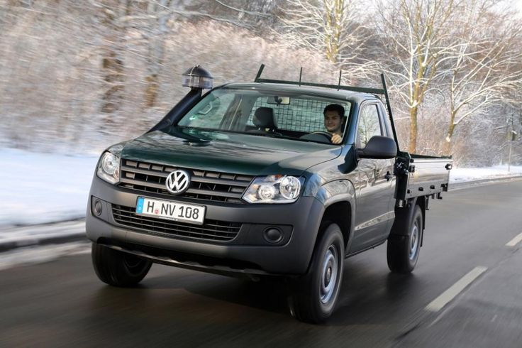 Volkswagen Amarok / DAS WORKHORSE: VW COULD TAKE ON FORD AND GM WITH A LINEUP OF COMMERCIAL VEHICLES IN THE US