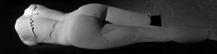 Architectural Bureau WALL | Installation [ ECHO ] | Schusev State Museum of Architecture | exhibition program [ Credo NEXT!] | gypsum model | 2016 |  #WorldArchitectureLocalLine #ArchWall #WallModel #Architecture #MUAR #GypsumSculpture