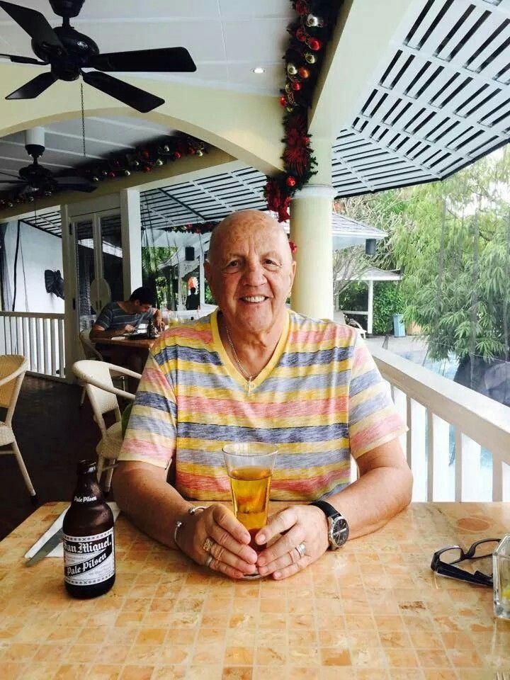 Carl Stymiest at Plantation Resort, Cebu, Philippines 2015