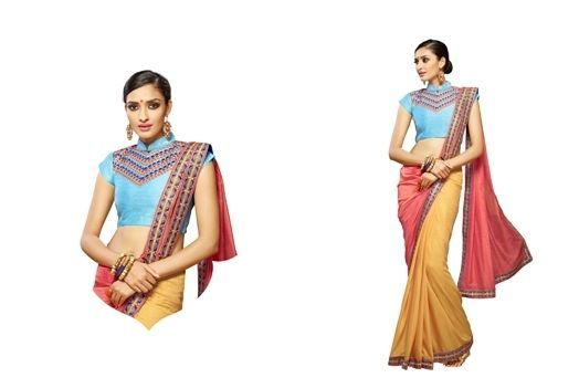 INDIAN SAREE SARI BLOUSE BOLLYWOOD DRESS DESIGNER PARTY WEAR ETHNIC WEDDING SARI #ManasCollections #Saree #CasualWearPartyWear