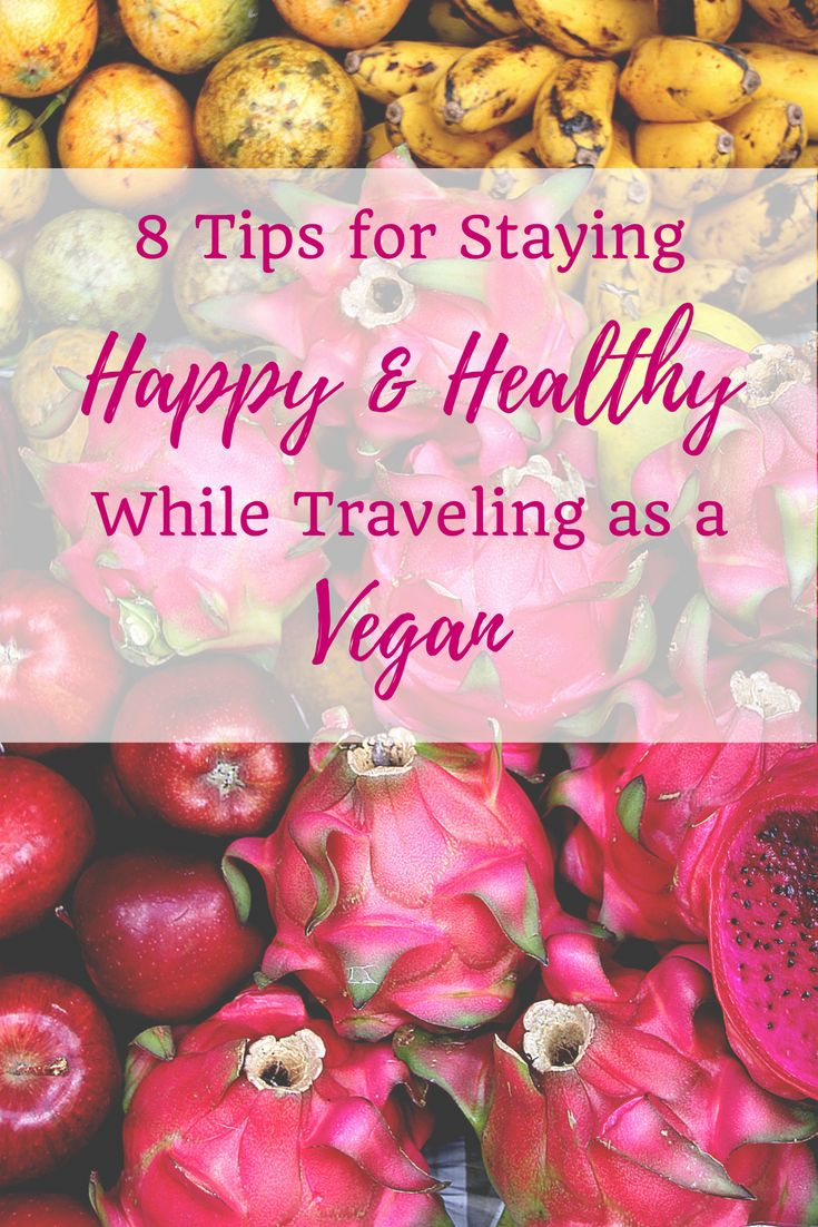 some advice for traveling vegans Page 1: vegan travel suggestions discussion forum  but i'm just wondering if anyone has any advice or  spanish wells bahamas-vegan style i am traveling to.