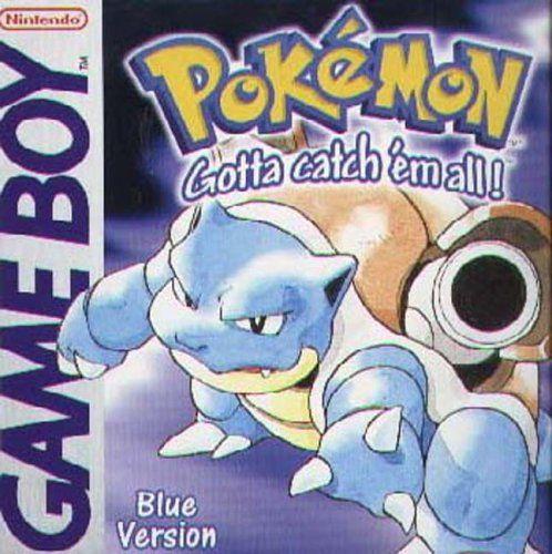 Pokemon - Blue Version Nintendo