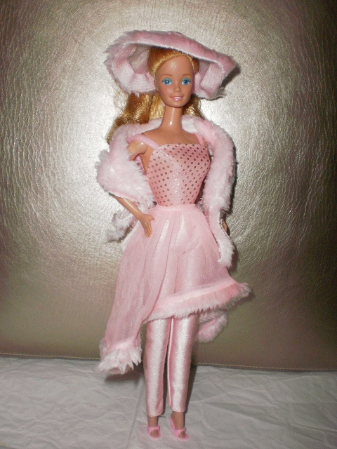 Pink & Pretty Barbie - she was one of my favorites... I still have it!!!