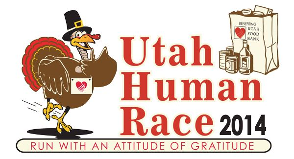 Utah Food Bank --- 2015 registration starts in October. The 5k/10k race on Thanksgiving morning.