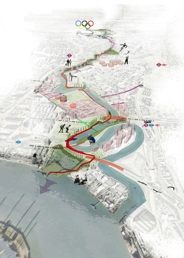 """Projekt """"Lea River Park""""...competitionline"""