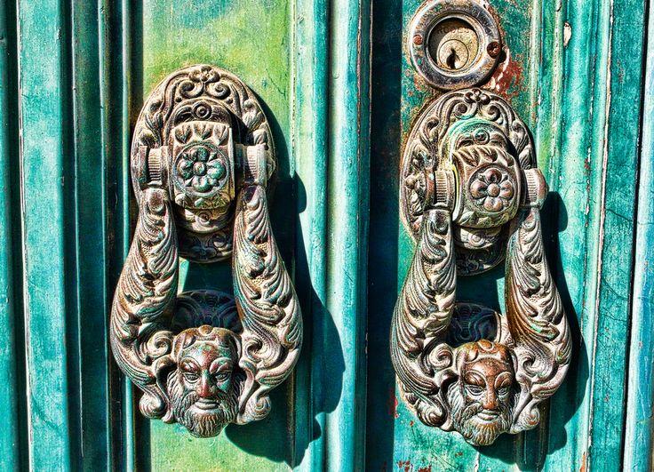 A Beautiful Pair Of Door Knockers! | by Steve Richards (Badger)