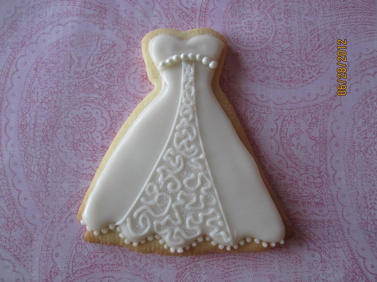 164 best Wedding/Anniversary/Bridal Shower Decorated Cookies images ...