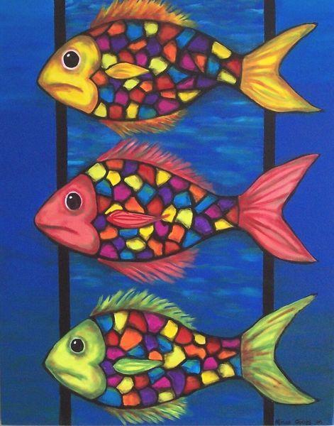 """""""Here fishy fishy fishy...."""" SOLD"""
