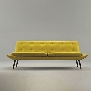 canapé design scandinave miami 333, morgan !  bank sofa seating retro